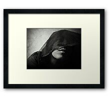 How the heart runs empty  Framed Print