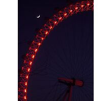 Quintessential London Night Photographic Print