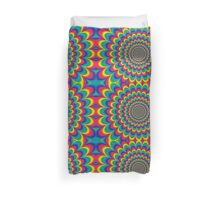 Moving Illusion Design Duvet Cover
