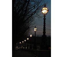 London Pearls Photographic Print
