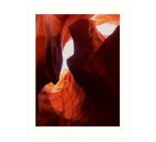 Antelope Slot Canyon  Art Print