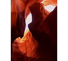 Antelope Slot Canyon  Photographic Print