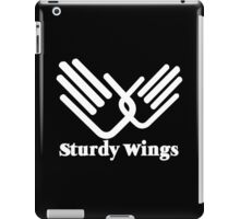 STURDY WINGS Funny Geek Nerd iPad Case/Skin