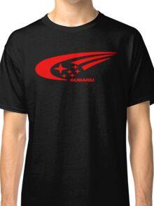 Subaru Funny Geek Nerd Classic T-Shirt