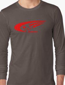 Subaru Funny Geek Nerd Long Sleeve T-Shirt