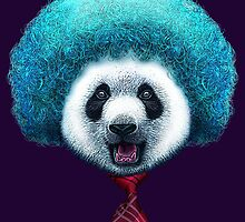 PANDA AFRO by MEDIACORPSE