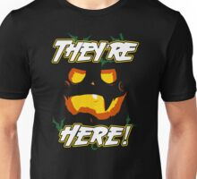 Happy Halloween Pumpkin Unisex T-Shirt