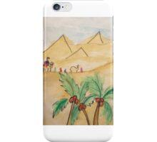 Desert Walk iPhone Case/Skin