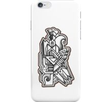 Design 037s1 - by Kit Clock iPhone Case/Skin