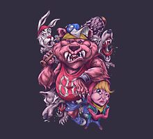 Masha and Roar Bear Unisex T-Shirt