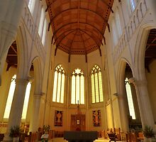 Sacred Heart Cathedral (1) by kalaryder