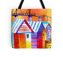 Brighton Beach Houses, Melbourne Australia Tote Bag