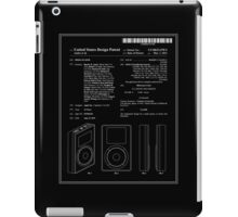 Apple IPod Patent iPad Case/Skin
