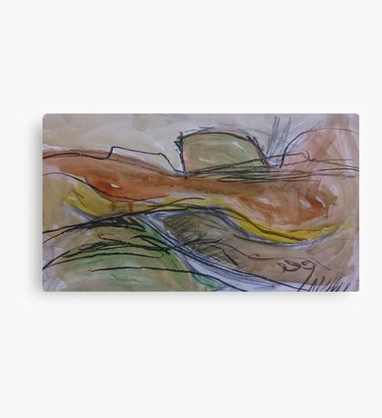LANDSCAPE 18.03.15 Canvas Print
