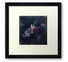 For your pleasure, or mine? Framed Print