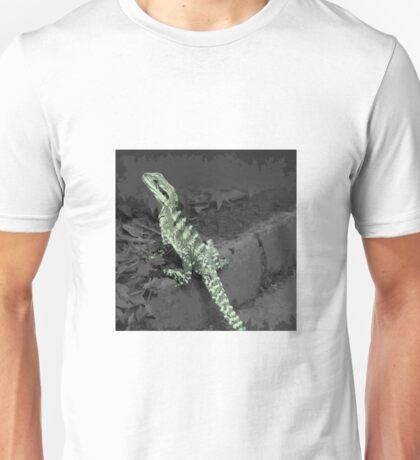 Iguana lizard Unisex T-Shirt