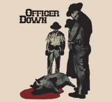 Officer Down by Vojin Stanic