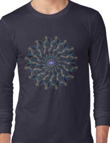 Shell Mandala Long Sleeve T-Shirt