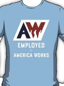 America Works - House of Cards T-Shirt