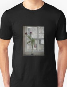 Droopy Tulip  T-Shirt