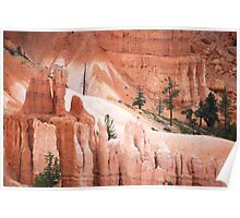 Bryce Canyon's Natural Sculptures Poster
