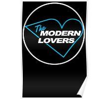 The Modern Lovers Jonathan Richman Funny Geek Nerd Poster