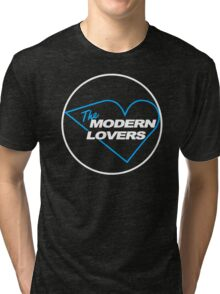 The Modern Lovers Jonathan Richman Funny Geek Nerd Tri-blend T-Shirt