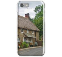 North Bovey Cottages iPhone Case/Skin