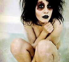 Rub-A-Dub-Dub... Dead Bitch In The Tub by lisabella