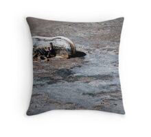 Das Boot Throw Pillow