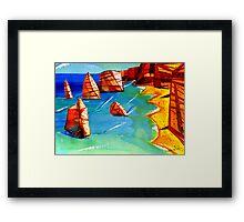 The Twelve Apostles - Great Ocean Road  Framed Print
