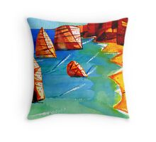 The Twelve Apostles - Great Ocean Road  Throw Pillow