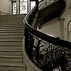 Staircase  by Abby Rheaume