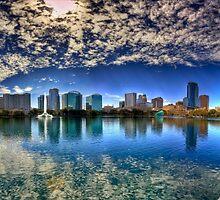 Orlando Skyline by StudentDreams