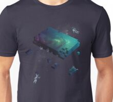 Constructing the Cosmos Unisex T-Shirt