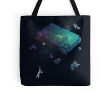 Constructing the Cosmos Tote Bag