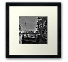 Ps Marion - Mannum SA Framed Print