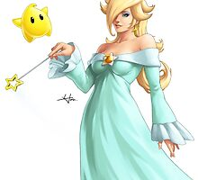 Princess Rosalina by HouEvil