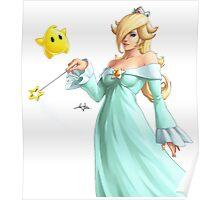 Princess Rosalina Poster