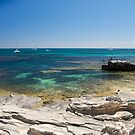Rottnest Pools by Veronica Fry