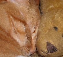 Comfort of a Snuggle by Rebecca Bryson