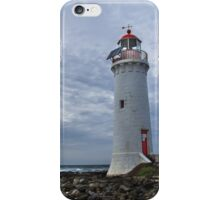 At the lighthouse iPhone Case/Skin