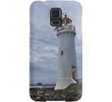 At the lighthouse Samsung Galaxy Case/Skin