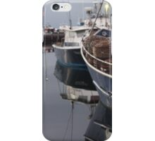 Dawn at Constitution Dock, Hobart, Tasmania iPhone Case/Skin