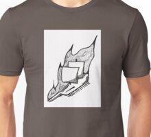 Burning Ship Unisex T-Shirt