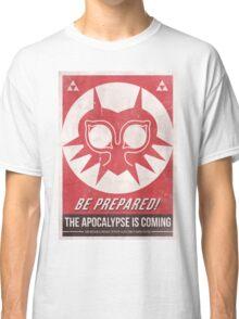 Majora's Mask Apocalypse Poster Classic T-Shirt
