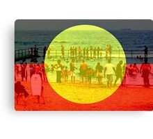 Australia Day....  Canvas Print