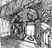 Portal by Gene Tamayo
