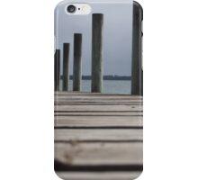 Into Bass Strait, Tasmania iPhone Case/Skin