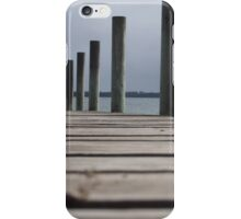 Into Bass Strait, Tasmania iPhone Case/Skin